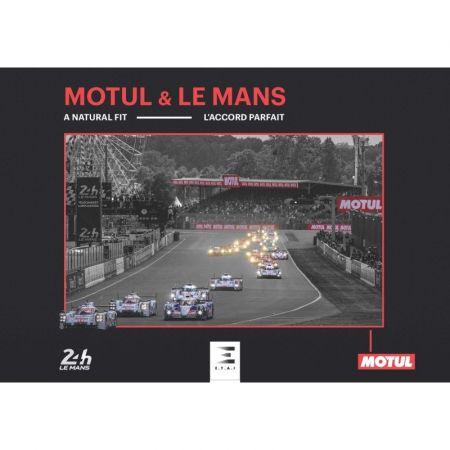 Motul - Le Mans - Livre