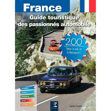 Guide Passion auto - Livre