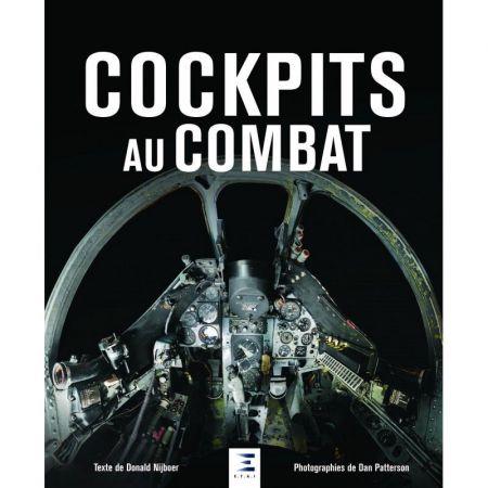 COCKPITS AU COMBAT - Livre