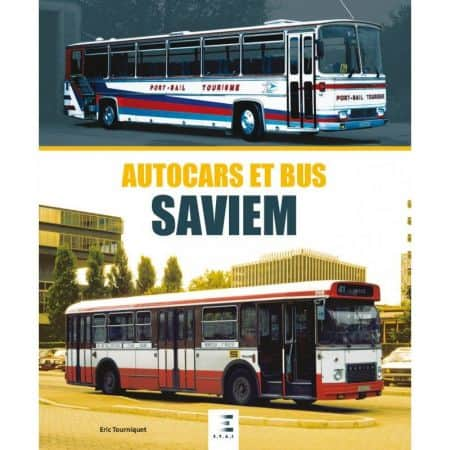 Bus SAVIEM Ed 2017 Livre