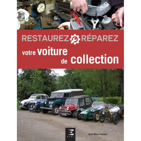 Restaurez Collection - Livre