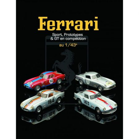 Ferrari 1/43 - Livre