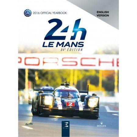 24H le Mans year Book - Livre Anglais