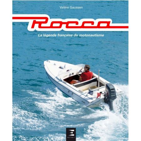 Rocca Legende - Livre Anglais