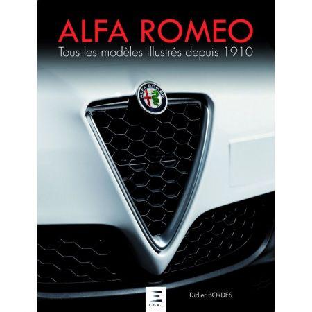 ALFA ROMEO depuis 1910 Ed 2017 Livre