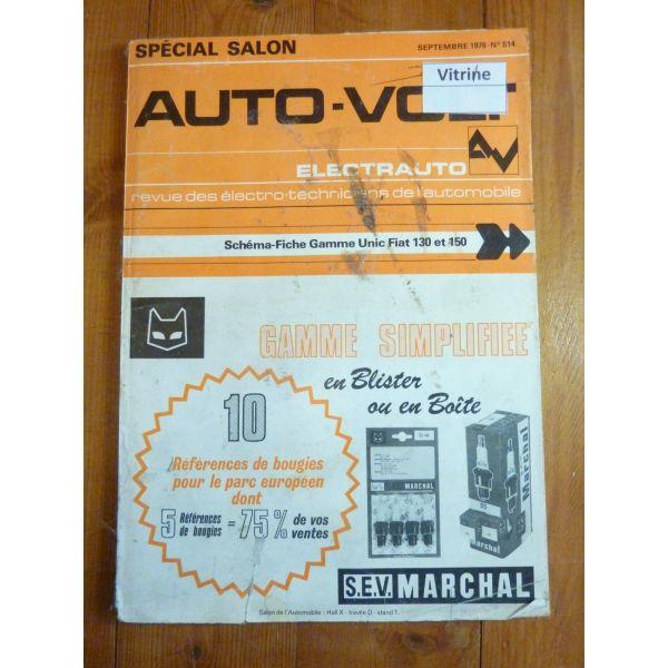 130 150 Revue Technique Electronic Auto Volt Iveco Unic