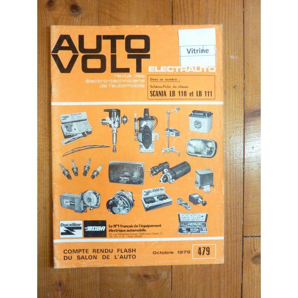 LB110 LB111 Revue Technique Electronic Auto Volt Scania