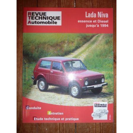 Niva -94 Revue Technique Lada