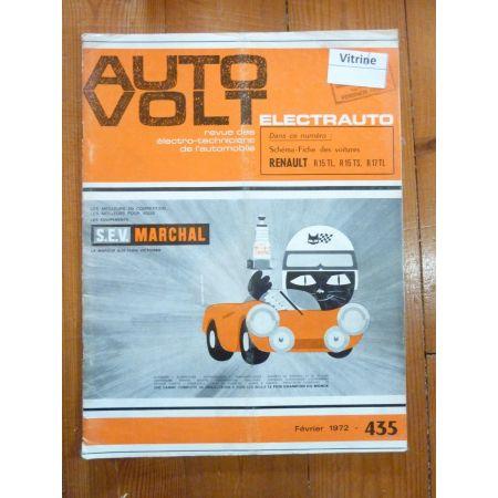 R15 R17 Revue Technique Electronic Auto Volt Renault