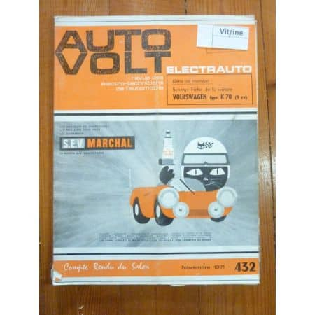 K70 9cv Revue Technique Electronic Auto Volt Volkswagen