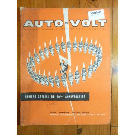 Spécial 30 ans Revue Technique Electronic Auto Volt