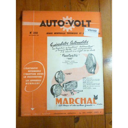 H14TL10 Revue Technique Electronic Auto Volt Latil