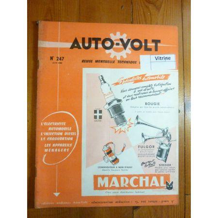 DS19 Revue Electronic Auto Volt Citroen