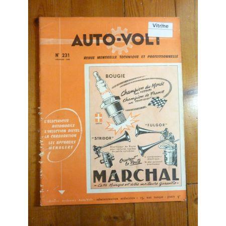 Magazine 0231 Revue electronic Auto Volt