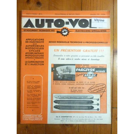 Anjou 4 Revue Technique Electronic Auto Volt Hotchkiss