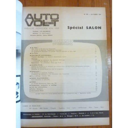 142 144 145 Revue Technique Electronic Auto Volt Volvo