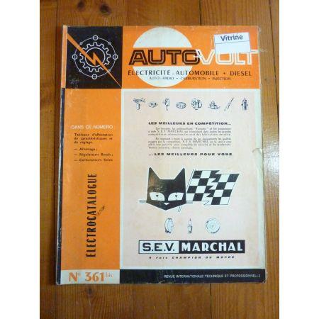 Magazine 0361bis Revue electronic Auto Volt