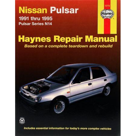 Pulsar 91-95 Revue technique Haynes NISSAN Anglais