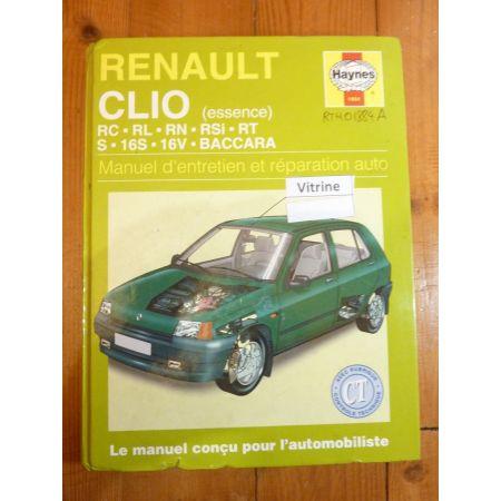 Clio Ess Revue Technique Haynes Renault
