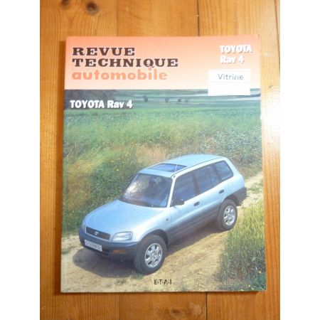 RAV 4 Revue Technique Toyota