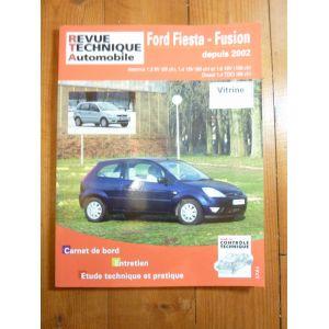 Revue Technique Ford Fiesta : ford fiesta et fusion depuis 2002 essence 1 3 6v 1 4 16v 1 6 16v diesel 1 4 tdci ~ Carolinahurricanesstore.com Idées de Décoration