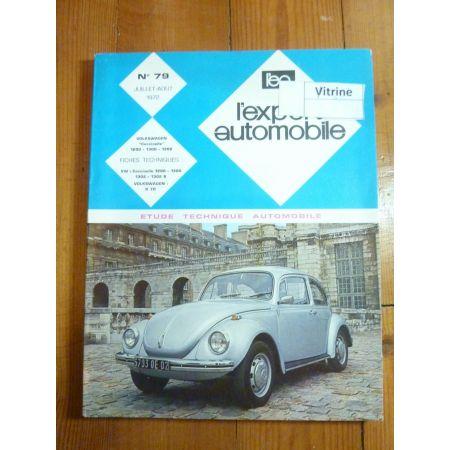 Coccinelle Revue Technique Volkswagen
