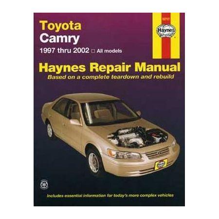 Camry 97-02 Revue technique Haynes TOYOTA Anglais