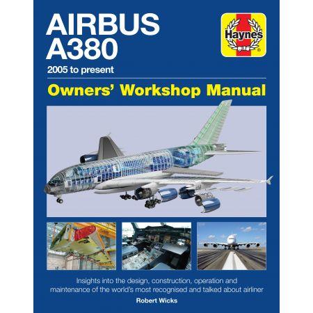 Airbus A380 Manual Haynes Anglais