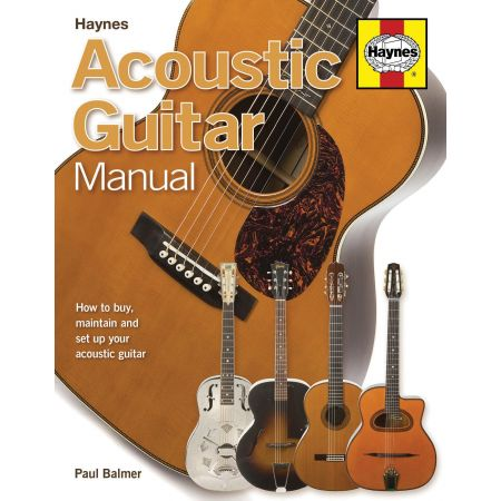 Acoustic Guitar Manual Haynes Anglais