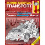 Zombie Survival Transport Manual Haynes Anglais