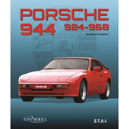 Porsche 944-924-968 - Livre