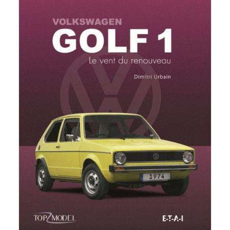 Golf 1 - Livre