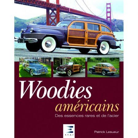 Woodies Americains - Livre