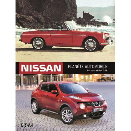 NISSAN, planète automobile - Livre