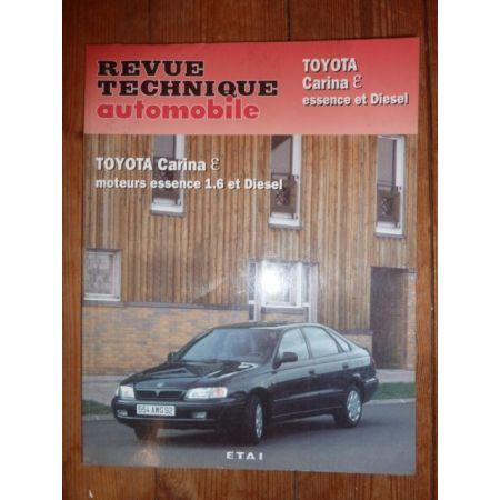 Carina E Revue Technique Toyota