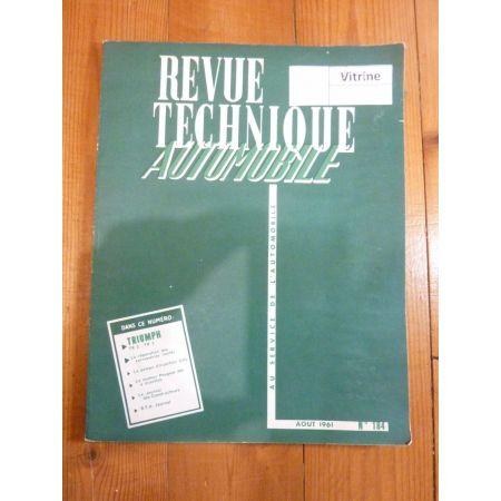 TR2 TR3 Revue Technique Triumph