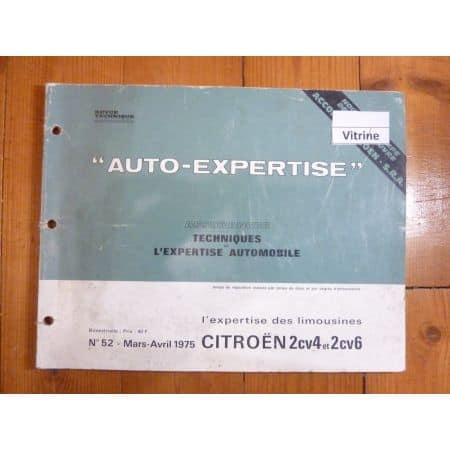 2CV4 2CV6 Revue Auto Expertise Citroen