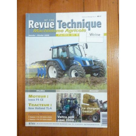 TL - A Revue Technique Agricole New Holland
