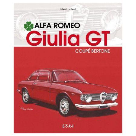 ALFA Giulia GT Bertone Livre