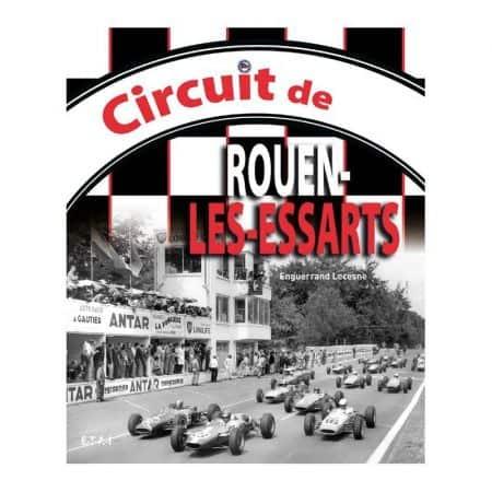 CIRCUIT DE ROUEN-LES-ESSARTS - Livre