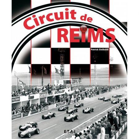CIRCUIT DE REIMS - Livre