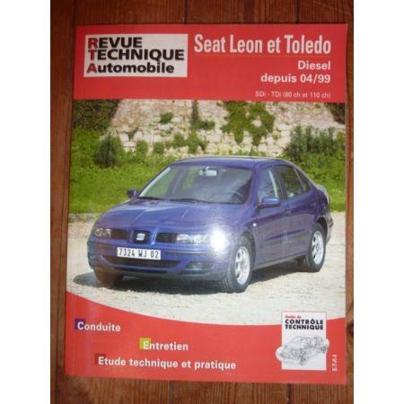 Leon Toledo 99- Revue Technique Seat