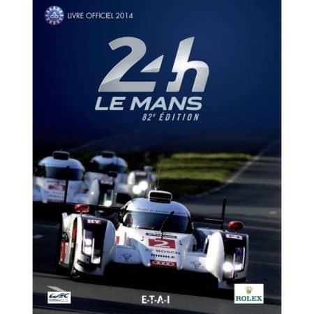 24H le Mans 2014 - Livre