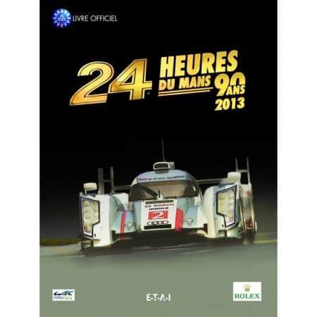 24H le Mans 2013 - Livre