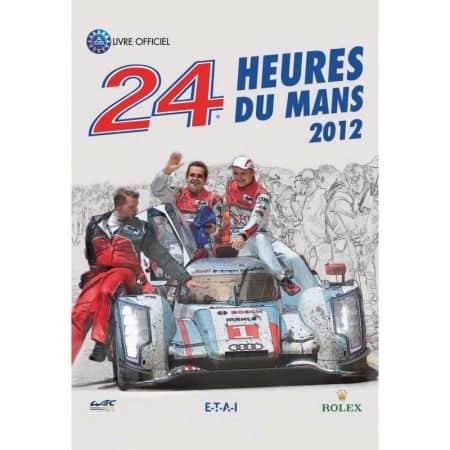 24H le Mans 2012 - Livre