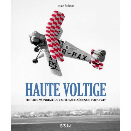 HAUTE VOLTIGE - Livre