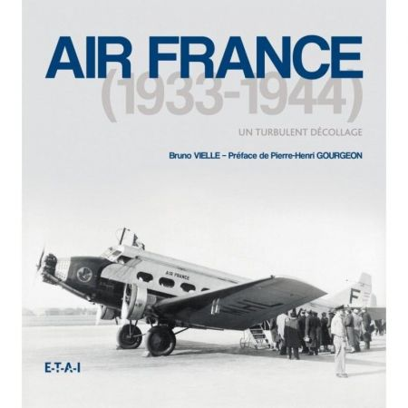 AIR FRANCE 33-44 - Livre