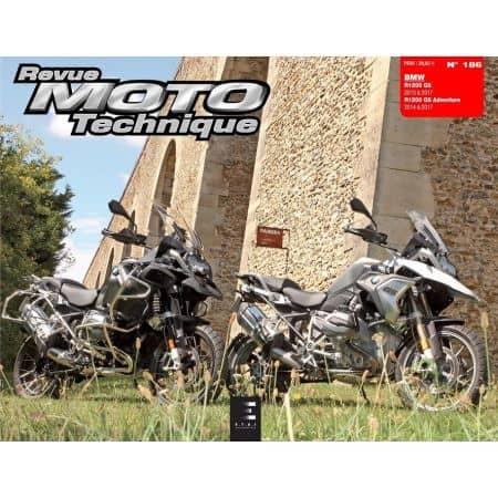 R1200 GS 13-17 - Revue Technique BMW
