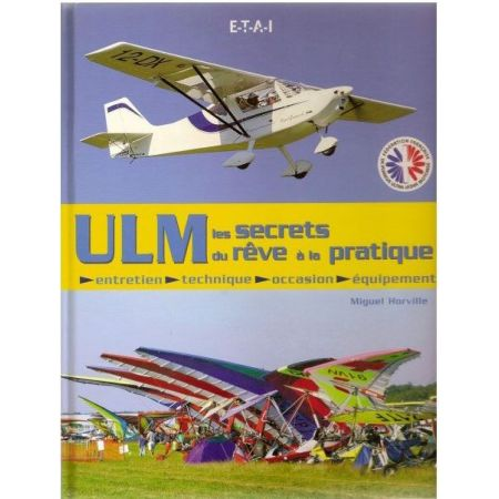 ULM, LES SECRETS - Livre