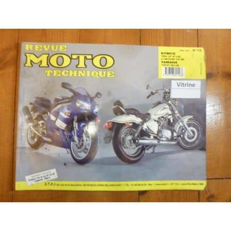 Zing Meteorit YZF R1 Revue Technique moto Kymco Yamaha